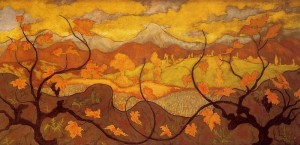 Vines by Paul Ranson