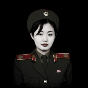 North Korean Soldier - Eric Lafforge