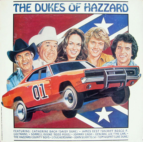 dukes for a better hazzard by david mark brown. Black Bedroom Furniture Sets. Home Design Ideas