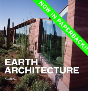 Earth Architecture, book by Ronald Rael