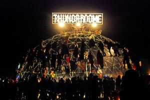 Thunderdome from Burning Man 2005
