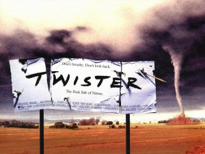 Movie image for Twister