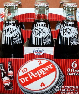 Dublin Dr. Pepper six pack