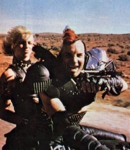 Mad Max 2 Wez