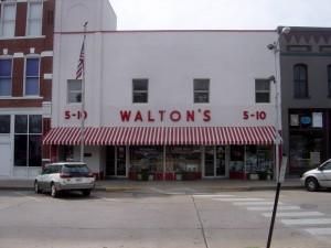 Original Walton's Dime Store