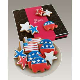 Republican Sugar Cookies