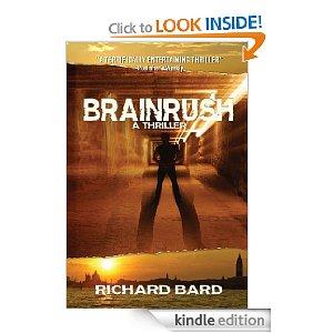 BRAINRUSH cover