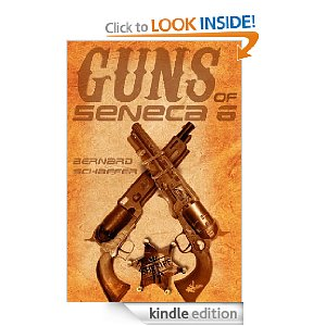 Guns of Seneca 6 Cover