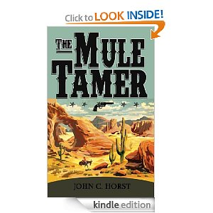 The Mule Tamer cover