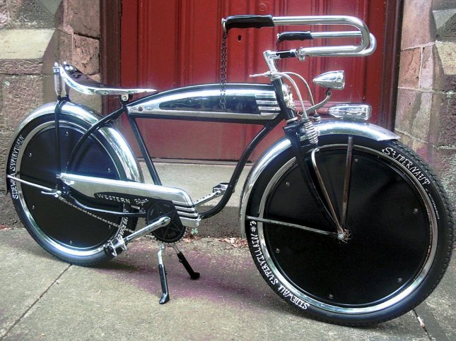 dieselpunk bike by bighit