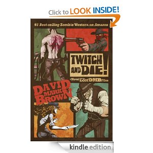 Twitch and Die! in the Kindle store