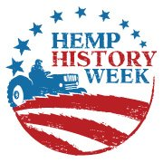 hemp history week logo