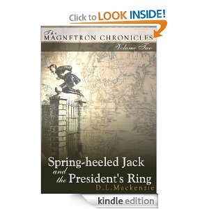 Spring-Heeled Jack on Amazon