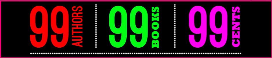 99 Books, 99 authors, 99 cents